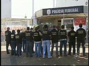 Policiais de Jales, SP, também participam da paralisação da Polícia Federal - A greve da Polícia Federal avança na região noroeste. Os policiais de Jales (SP) aderiram à greve. Apenas casos de emergência foram mantidos. As investigações ficarão paradas e haverá atraso na emissão de passaportes.