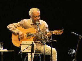 Show de Gilberto Gil marca 2ª edição do evento 'Sensações' no TCA - Arquitetos e designers de interiores que se destacam na Bahia foram homenageados.