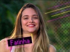 Os meninos enlouquecem com Fatinha - Eles dizem que ela é periguete, mas Fatinha nem liga pra essa fama