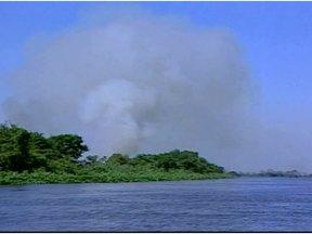 Meteorologistas alertam para chuva forte no Sul do Brasil - Frente fria que está passando rapidamente pelo estado gaúcho. Os ventos podem chegar a 70 quilômetros por hora no sul e no leste do rio grande do sul.