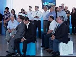 Campanha do Natal 2012 é apresentada em Patos de Minas, MG - Apresentação foi feita durante a inauguração de mais uma etapa da sede da Câmara dos Dirigentes Logistas (CDL).