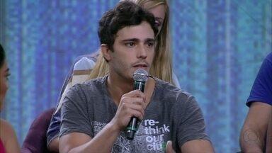 Thiago Rodrigues conta que é um pai muito presente - Gabriel de 3 anos é filho do ator com a apresentadora Cris Dias