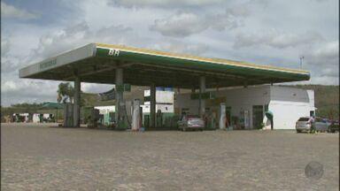 Polícia prende bandidos suspeitos de assalto a posto de combustíveis - Polícia prende bandidos suspeitos de assalto a posto de combustíveis