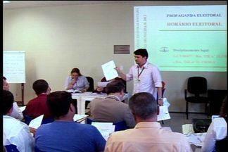 TRE divulga tempo de TV dos candidatos à prefeitura de Juazeiro do Norte - Confira o tempo de cada candidato.