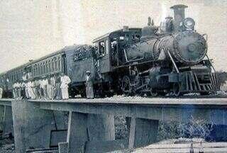 Complexo ferroviário faz parte da história de Campo Grande - Complexo ferroviário faz parte da história de Campo Grande