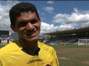 Magno Alves será titular pelo Sport diante do Fluminense, clube do qual já foi ídolo - O jogador declara que deseja voltar para o tricolor carioca.