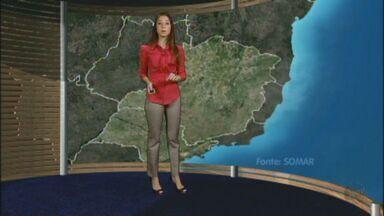 Confira a previsão do tempo no Sul de Minas - Confira a previsão do tempo no Sul de Minas para esse sábado (18)