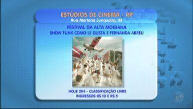 Companhia de dança se apresenta no Theatro Pedro II em Ribeirão - Veja outras atrações que são destaques neste final de semana.
