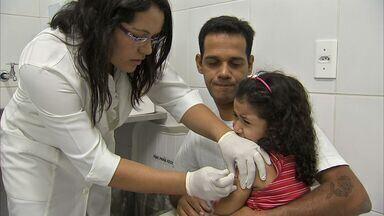 Campanha de vacinação começa neste sábado - Crianças de até 5 anos devem ser levadas para atualizar cartão de vacinação