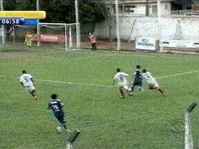 Guarany de Camaquã vence Inter-SM na Copa Hélio Dourado - Partida terminou em 2 a 0.