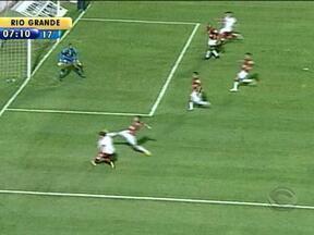 Inter empata fora de casa com a Portuguesa - Equipe não conseguiu segurar a placar favorável e cedeu o empate.