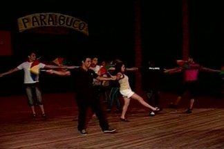 """Semana de Cultura Popular acontece no Teatro Municipal de Campina Grande - Abertura será com grupo de dança Caetés, que traz espetáculo """"Paraibuco"""", às 20h."""