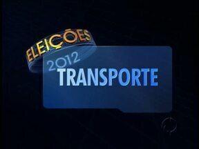 Transporte público é tema de reportagem em série sobre eleições - Série de reportagens ajuda eleitor a escolher os candidatos nas próximas eleições