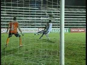 Paraná fica só empate em 1 a 1 com o ASA, pela Série B - O tricolor foi até Alagoas querendo um resultado positivo, mas ficou só no empate