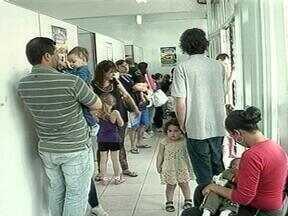 Movimento fraco no primeiro dia de atualização das carteiras de vacinação em Pelotas - A procura foi baixa no Centro de Especialidades.