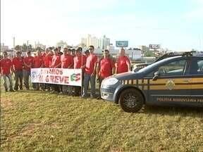 Polícia Rodoviária Federal em Santa Catarina entra em greve - Polícia Rodoviária Federal em Santa Catarina entra em greve