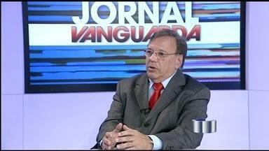 Jornal Vanguarda entrevista Mário Ortiz (PSD) - Candidato a prefeito de Taubaté abre série de entrevistas com os concorrentes ao Palácio Bom Conselho.