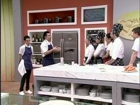 Workshop Cozinha Autoral reúne todas as celebridades do Super Chef - Finalistas têm aula com o chef Alberto Landgraf junto com os eliminados