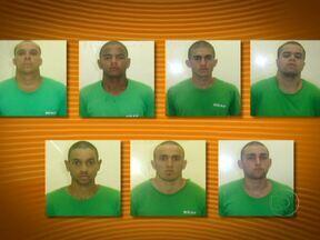 Secretaria de Administração Penitenciária divulga fotos de torcedores presos - Ao todo são 21 torcedores do Fluminense presos em Bangu 2. Segundo a Torcida Organizada Young Flu, apenas cinco homens são filiados ao grupo.