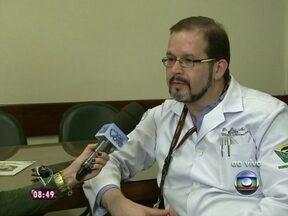 Médico explica os riscos que sofreu operário atingido por vergalhão na cabeça - Mais Você conversa com o neurocirurgião Ruy Monteiro