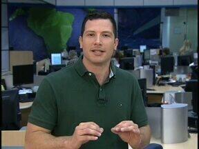 Veja os destaques desta sexta-feira do Globo Esporte Paraná - Veja os destaques desta sexta-feira do Globo Esporte Paraná