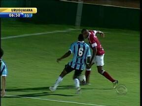 Inter vence Gre-Nal na Copa Hélio Dourado - Grêmio é lanterna do seu grupo.