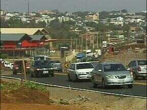 Trânsito da BR-277 é desviado para via marginal durante obras - Trecho fica em Medianeira