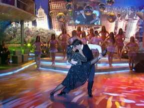 Reveja os melhores momentos de Preta Gil no Dança dos Famosos - Cantora participou da 3ª edição do quadro do Domingão, em 2006.