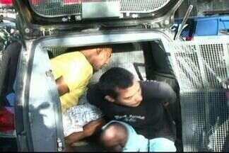 Cinco pessoas são presas suspeitas de tráfico e homicídios no Sul do ES - Operação da polícia aconteceu em Cachoeiro.
