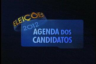Agenda dos candidatos à Prefeitura de Caxias do Sul - Compromissos dos candidatos a prefeito de Caxias do Sul nesta sexta-feira