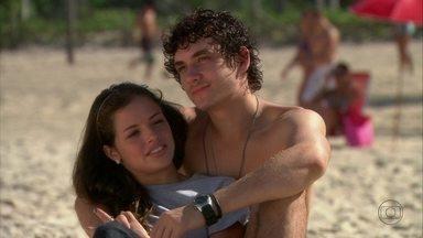 Malhação - Capítulo de segunda-feira, dia 03/09/2012, na íntegra - Ju aceita namorar Dinho