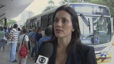 MPT divulga pesquisa sobre condições de trabalho dos motoristas e cobradores de ônibus - O resultado da pesquisa será apresentado em uma audiência pública. A procuradora Vanessa Patriota explica alguns detalhes da pesquisa.