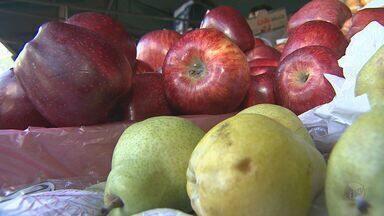 Nutricionista orienta as frutas mais adequadas para o café da manhã - Reportagem da EPTV visitou feira livre em Ribeirão Preto (SP) para orientar quais variedades de frutas combinam com as refeições e intervalos do dia.