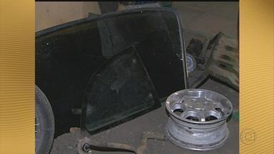 Polícia prende suspeitos de matar Júlio César Pachexo, o Ximbica, em Caruaru - De acordo com as investigações, eles fazem parte de uma quadrilha que roubava veículos na região. Carro da vítima estava encomendado por mil reais.