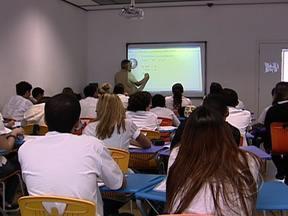 Governo do Estado lança o programa Dupla Escola no RJ - O Programa Dupla Escola pretende levar aos colégios, espaços para oportunidades já pensando no futuro do mercado de trabalho. As empresas particulares também devem participar do projeto.