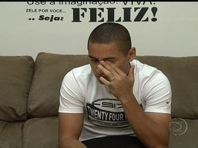 Wellington Paulista se emociona com acidente que aconteceu com o primo - Atacante é o artilheiro do time na temporada com 27 gols.