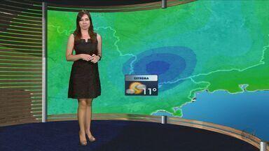 Confira a previsão do tempo para esta terça-feira (11) no Sul de Minas - Confira a previsão do tempo para esta terça-feira (11) no Sul de Minas