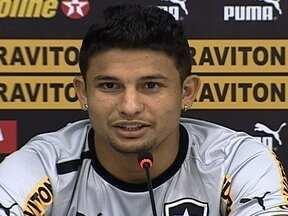 Embalado pela sequência de vitórias, Botafogo aposta na boa fase de Elkeson - Glorioso está na cola do Vasco que tem dois pontos a mais na classificação.