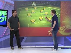 Caio Ribeiro comenta goleada do Brasil em cima da China e convocação para o Superclássico - Segundo o comentarista, jogar no 3-5-2 é uma boa alternativa para a Seleção.
