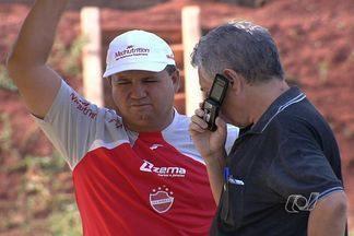 Vila Nova estuda mudanças no elenco para restante da Série C - Contratações e dispensas devem ocorrer no clube.
