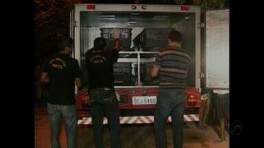 Polícia investiga mortes em Aquiraz - Dois homens foram assassinados.