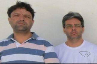 Cinco pessoas são presas por suspeita de fraude e desvio de dinheiro, no ES - Suspeitos vão permanecer detidos por 90 dias, podendo ser prorrogada a prisão.