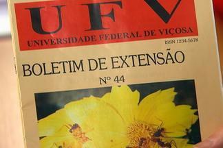 Publicação orienta como controlar formigas cortadeiras no pasto - Guia é produzido pela Universidade Federal de Viçosa e custa R$ 5, além das despesas de correio.