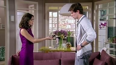 Cheias de charme - Capítulo de quinta-feira, dia 20/09/2012, na íntegra - Cida termina com Conrado e decide processar a família Sarmento