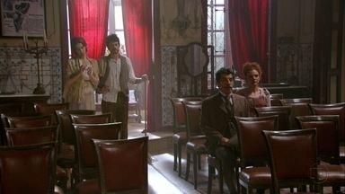 Lado a Lado, capítulo de sexta-feira, dia 21/09/2012, na íntegra - Laura destrata Edgar