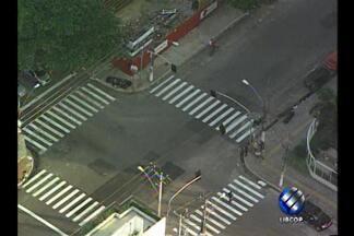 Novos semáforos estão sendo instalados em Belém - Libcop mostra nova sinalização nas ruas.