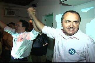 Vila Velha terá segundo turno entre Rodney Miranda e Neucimar Fraga - Rodney teve 82.574 votos. Neucimar recebeu 77.468 votos.