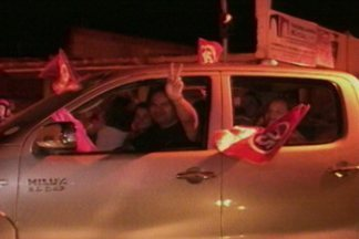 Veja como foram a votação e a comemoração na cidade paraibana de Patos nessas eleições - Confira no vídeo.