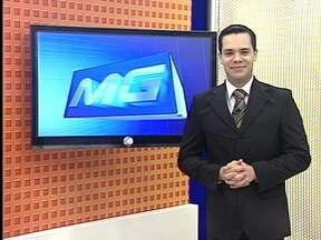 Veja os destaques do MGTV 1ª edição em Uberaba desta segunda (08) - Veja os destaques e notícias desta segunda-feira
