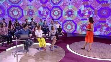 Cassia Kis afirma trabalha em qualquer coisa para não passar aperto na vida - Atriz diz que não faria concurso público